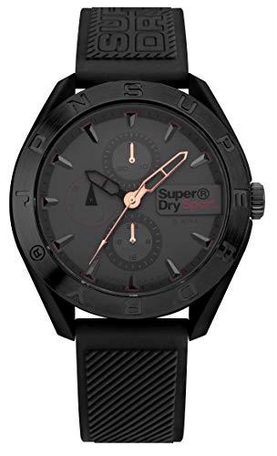 Superdry SYG244EB Mens Osaka horloge