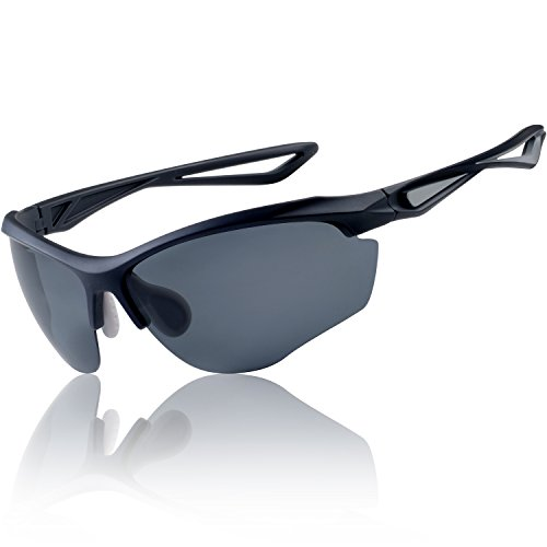 Polarized Sunglasses for Men Women UV Protection Cycling Sport Sun Glasses