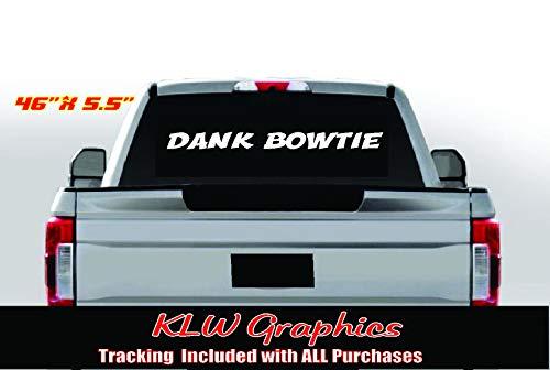 Bowtie Dank Mafia Vinyl Decal Banner Crew Cab Diesel Truck Silverado 1500 2500