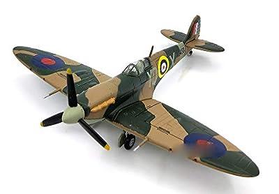 FloZ WWII UK 1941 Supermarine Spitfire Mk Vb 1/72 diecast Plane Model Aircraft