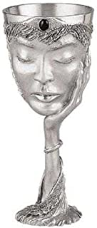 Royal Selangor Hand Finished Sculptors Dream-Lord of The Rings Collection Pewter Galadriel Goblet
