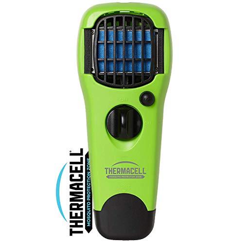 Thermacell NEU 2019 Handgerät MR-LJ Lime gegen Mücken   Zuverlässiger Mückenschutz und Insektenschutz   Mückenabwehr ohne DEET   Mückenschutz für den Tropenurlaub   Farbe: Lime