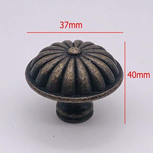 Antieke bronzen meubels handvat lade deurknoppen voor dressoir schoenendoos ladekast kast handvat DIY Home Decor, 001
