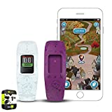 Garmin 010-01909-44 vivofit jr. 2 Disney Frozen 2 Elsa Activity Tracker with Extra Band Bundle with 1 Year Extended Protection Plan
