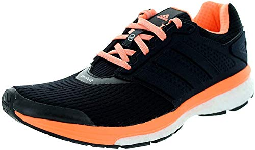Adidas, Performance Supernova Glide Boost 7, scarpe da corsa, da donna, Nero (Core Black), 38 EU