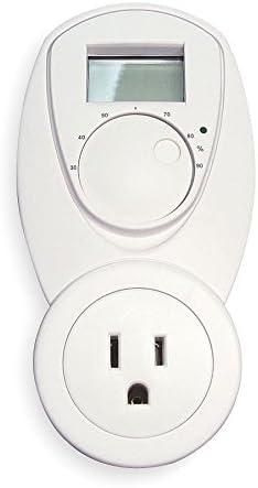 Dayton Dehumidifier Control Plug Deluxe In V 1UHG2 Oklahoma City Mall - 120
