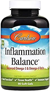 Carlson Labs Inflammation Balance Multi Nutrients, 90 Softgels