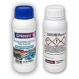 Resina Epoxi Cristal Nazza Alto Grosor para Madera y Mesas Río   Hasta 10...