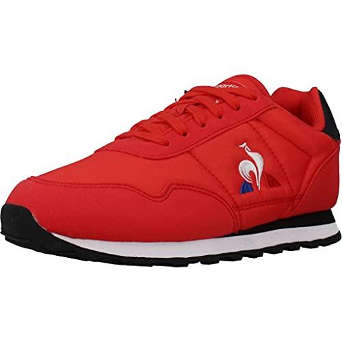 Le Coq Sportif Astra GS, Zapatillas Deportivas Unisex Adulto, Fiery Red, 39 EU