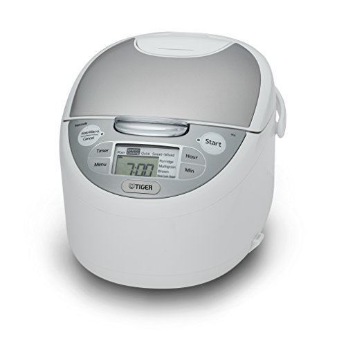 Tiger JAX-S10U-WY 5.5-Cup (Uncooked) Micom Rice Cooker &...