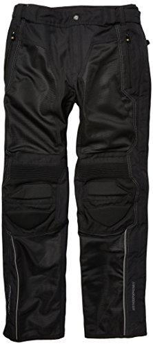 ScorpionExo Trey Men's Textile Motorcycle Pants (Black, Large)