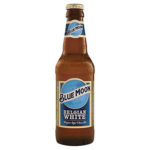 Blue Moon Belgian White, Alc. 5,4% Vol, Pack de 12 x 330ml