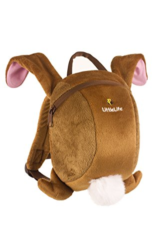 LittleLife Animal Toddler Backpack - Bunny Rabbit