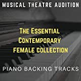 Dead Mom (Beetlejuice the Musical) Piano Backing Track [A Major]