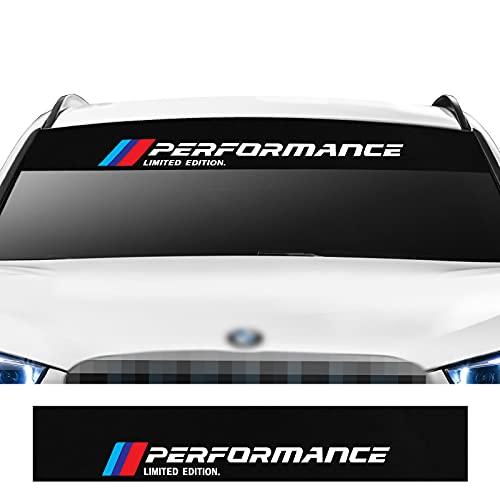 Parabrezza Adesivo per Vetri per auto compatibili con BMW Accessories