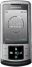 Samsung SGH-U900 - Móvil libre (100 MB de capacidad) color gris [importado de Alemania]
