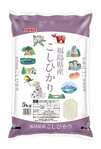 【精米】福島県産 白米 コシヒカリ 5kg 令和元年産
