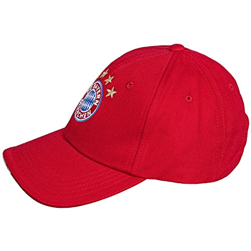 Bayern Munich con Logotipo del Equipo de fútbol, Color Rojo