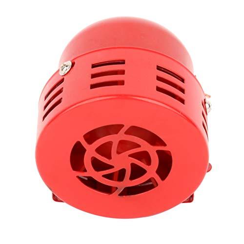 Air Raid Siren Horn Alarmfor 12V Electric Car Truck Motorcycle Driven Air Raid Siren Horn Alarm Loud, Air Horn Alarmfor Vehicles, Super Loud