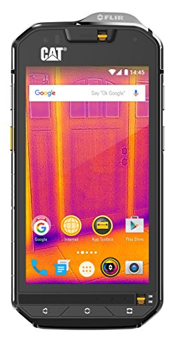 Caterpillar Cat S60 - Smartphone 32GB, 3GB RAM, Dual Sim, Black
