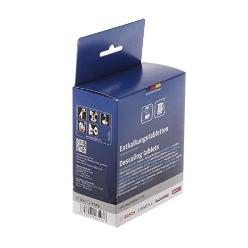 BOSCH Box of 12 descaling tablets 18 g