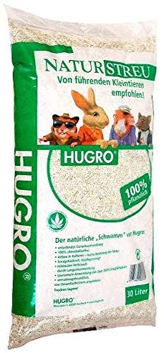 Hugro Hanfeinstreu 30 Liter-1PACK