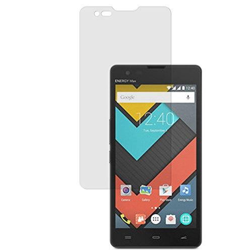BeCool - Protector de Pantalla Cristal Vidrio Templado Premium para Energy Phone Max 4G, Ultra Resistente contra Arañazos y golpes, Dureza 9H