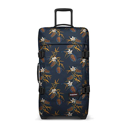 EASTPAK Tranverz M Suitcase, 67 cm, 78 L, Brize Midnight (Blue)