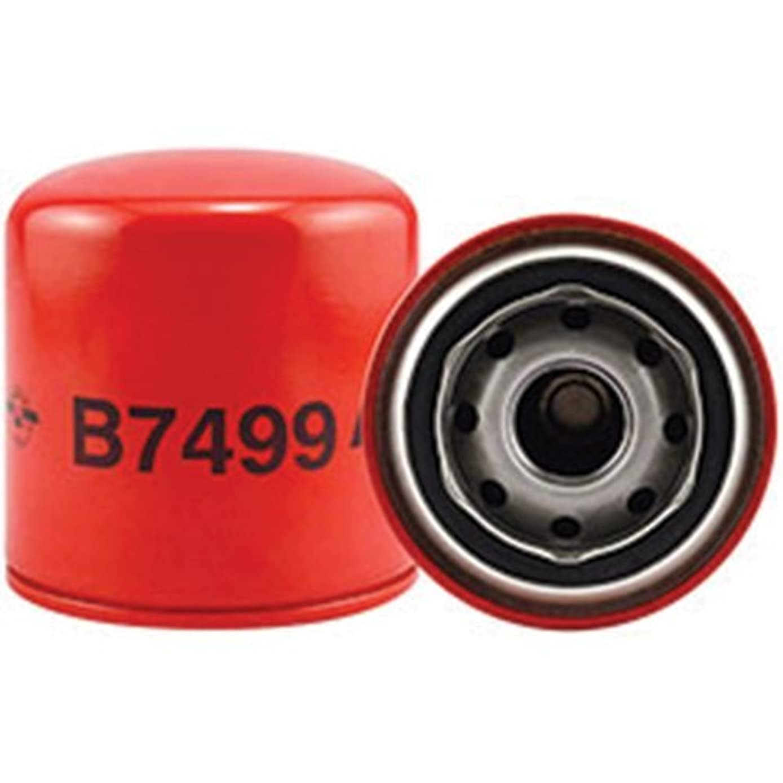 Filter - Lube Spin On B7499 New Holland L180 L223 L225 C238 C232 L230 L185 TD5030 Case IH Farmall 75C Caterpillar Case 435 TV380 SR250 445 586 420CT 420 SV250 445CT SV300 SR220 TR270 TR320 430 850