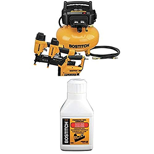 Tool and Compressor Combo Kit