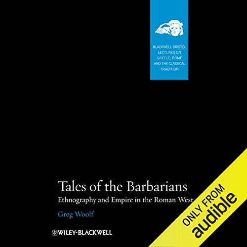 Tales of the Barbarians copertina