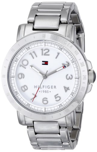 Reloj Tommy Hilfiger para Mujer 38mm, pulsera de Acero Inoxidable
