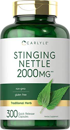Stinging Nettle Leaf Extract 2000mg | 300 Capsules...