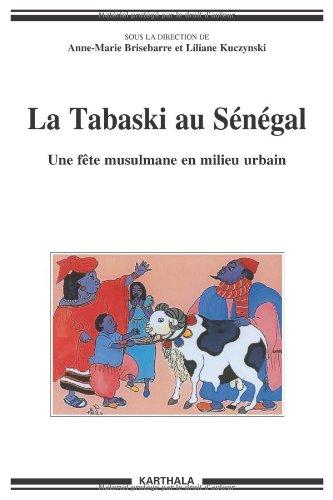 Tabaski i Senegal. En muslimsk semester i en stadsmiljö
