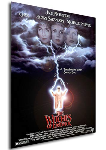 Instabuy Posters Poster - The Witches of Eastwick - Format (42x30 cm)