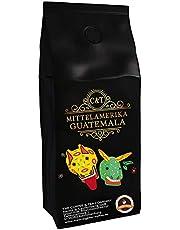 Koffiespecialiteit uit Midden-Amerika - Guatemala, het land van de Maya's (hele boon, 500 gram) - Landelijke koffie - Topkwaliteit koffie - Lage zuurgraad - Zacht en vers gebrand