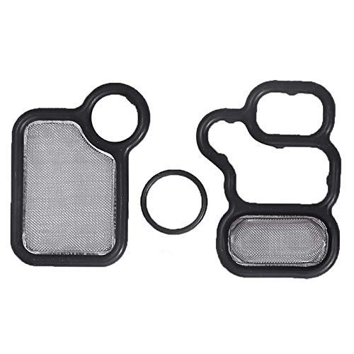 Semoic Solenoid Spool Valve Gasket VTEC Solenoid Gasket 15845-RAA-A01 for CRV VTEC K-Series Accord Elements
