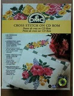 Cross Stitch on Cd ROM