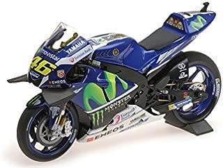 Yamaha YZR-M1 Moviestar (Valentino Rossi - Moto GP 2016) Diecast Model Motorcycle