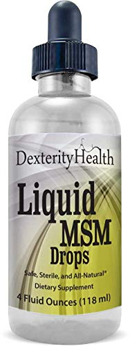 POWERFUL AND EFFECTIVE FOR OVERALL HEALTH: Liquid MSM has been reported to offer a tremendously wide array of health benefits, including improved circulation, detoxification, pain reduction, cell regeneration, reduced inflammation, faster healing, in...