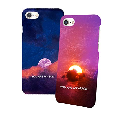 You Are My Sun Quote_011309 Iphone Phone Hard PC Case Cover For Couples Best Friends In Relationship Present BFF Bae For Iphone 6 6s 7 7plus 8 X Case Cover 3D Print