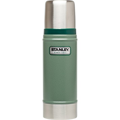 STANLEY(スタンレー) クラシック真空ボトル 0.47L グリーン 水筒 01228-032 (日本正規品)