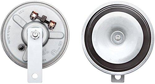 Preisvergleich Produktbild HELLA 3BA 002 768-131 Horn,  116dB(A),  Gehäusefarbe grau