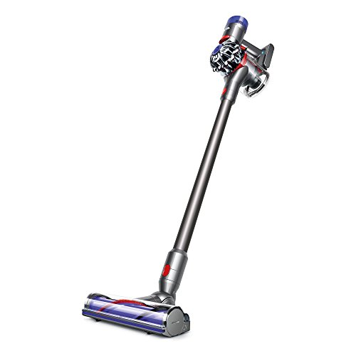 Dyson V7 Animal Cordless Stick Vacuum Cleaner, Iron (Renewed)