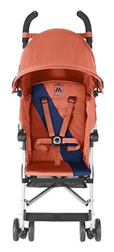 Maclaren Triumph - Silla de paseo, diseño burnt orange/medieval blue