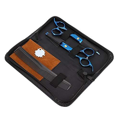 Accesorios de corte de pelo, juego de tijeras de peluquería práctico para hombres y mujeres para la belleza del hogar
