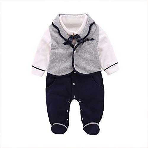 rumiao Baby Boy Outfits Set 2pcs Mangas Largas Traje De Caballero ...