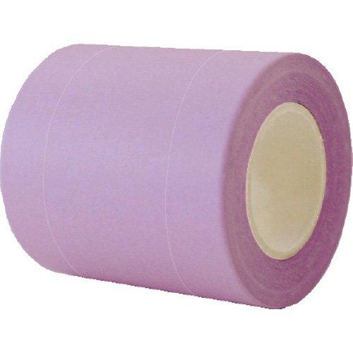 自由な長さにカット、メモ、貼付、便利でスマートなロールふせん 「ROLF(ロルフ)アルファ リフィル」 巾50mm 1本組 ※ミシン目2本入 (パープル)