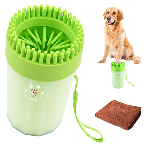 YITOOK Portable Dog Paw Cleaner