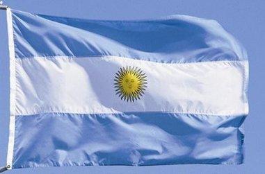 Runfon 150 x 90 cm Argentinien Flagge Fahne Argentinien